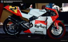 Yamaha YZR500 Wayne Rainey 1990