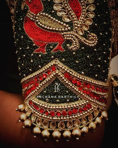 """""""A customer talking about their experience with you is worth ten times that which you write or say about yourself."""" - David J Greer . Choli Blouse Design, Saree Blouse Neck Designs, Hand Work Blouse Design, Bridal Blouse Designs, Maggam Work Designs, Maggam Works, Designer Blouse Patterns, Branches, Breeze"""