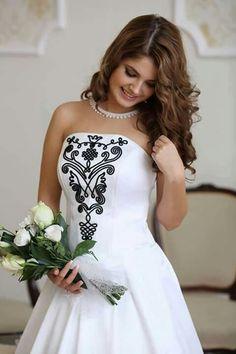 Magyar esküvői ruha