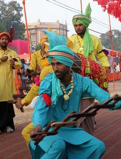 Bhangra by Rohit Markande on Flickr.
