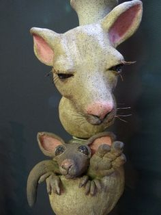 Yow Yow Studio - Andrea Tilley