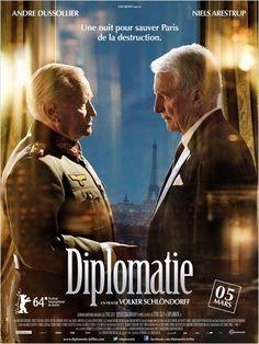 Las interpretaciones de Dussollier y de Arestrup han hecho que este último haya ganado el premio a mejor actor en la Seminci por Diplomacia