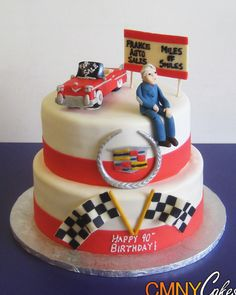 Miscellaneous cakes welcome to the conjurer 39 s kitchen for Car themed kitchen