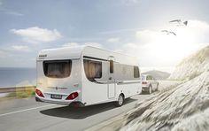 KNAUS Caravans im Überblick | Wohnwagen von klein bis groß