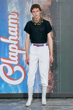Fembois, Vivienne Westwood, Walk This Way, Fashion Show Collection, Mens Fashion, Fashion News, Latest Fashion, Fashion Beauty, Ready To Wear