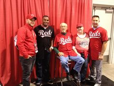 Redsfest 2013--me beside sabo!