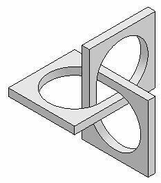 New funny art drawings optical illusions Ideas Illusion Kunst, Illusion Drawings, Cool Optical Illusions, Optical Illusion Art, Illusions Mind, Impossible Shapes, Opt Art, Illusion Pictures, Geometry Art