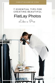 7 Essential Tips For Creating Beautiful FlatLay Photos Like A Pro (Christina Greve) – Photography, Landscape photography, Photography tips Indoor Photography Tips, Outdoor Portrait Photography, Photography Tips Iphone, Flat Lay Photography, Photography Tips For Beginners, Clothing Photography, Headshot Photography, Photography Backdrops, Digital Photography