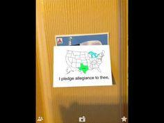 Augmented Reality in Kindergarten: http://mattbgomez.com/augmented-reality-in-kindergarten-with-aurasma/