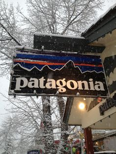 Patagonia: Clothes and Gear Well-Made #sponsor #secondmilewater