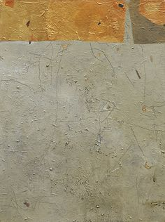 "Helen Corning, ""Sand"" 48x36 inches"