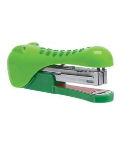 Take a look at this Gator Stapler by Boston Warehouse on #zulily today!