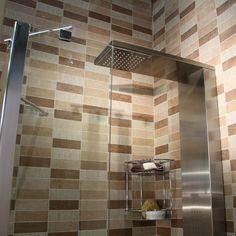 Aspire Steel Shower Panel | Stainless Steel Bathroom Accessories | BetterBathrooms.com