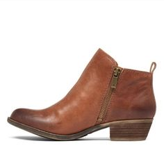 BNIB Lucky Brand Basel Boots BNIB Lucky Brand Basel Boots. So adorable and go with every outfit. These booties are so perfect for everyday wear or for a night out. Lucky Brand Shoes Ankle Boots & Booties