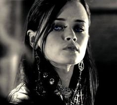 """Alexis Bledel - Sin City (2005) """"Oh, sugar, you just gone and done the dumbest thing in your whole life."""""""