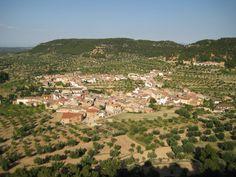 Vistas #La Portellada #matarranya20 Teruel Aragón