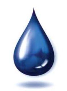 Shading Water drop