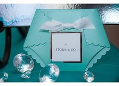 """Photo 1 of 18: Storl & CO / Baby Shower/Sip & See """"Stork & Co. Baby Shower"""" 