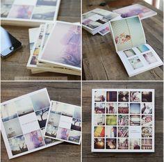 Instagram photo album/ cards