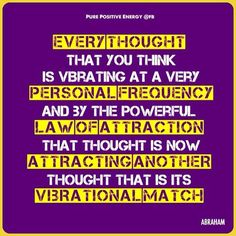 .......attracting another vibrational match.....