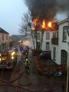 Crisisbeheersing, 2015 brand Kostschoolstraat, loco burgemeester