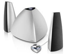 Edifier Prisma Bluetooth Speaker System Punto.Comp