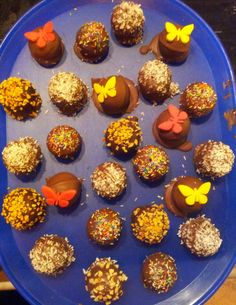 Sandy's Kitchendreams: Cake Pops (für Cakepop-Maker)