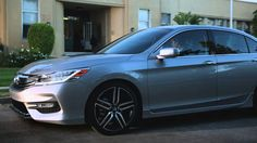 Redesigned and ready for action.#honda #Accord https://youtu.be/T_VkVkzy-gs?list=PLv_tG8yR7XJnLcIevVeWa_6_5E8-EXihW