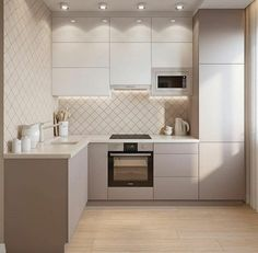 Exceptional modern kitchen room are readily available on our website. Read more and you will not be sorry you did. Simple Kitchen Design, Kitchen Room Design, Kitchen Cabinet Design, Home Decor Kitchen, Kitchen Living, Interior Design Kitchen, Home Kitchens, Kitchen Ideas, Kitchen Furniture