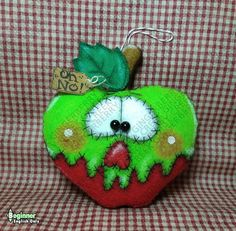 Frankenstein, The Block, Halloween, Primitive Doll Patterns, Candy Apples, One And Only, Pattern Paper, Wool Felt, Happy Shopping