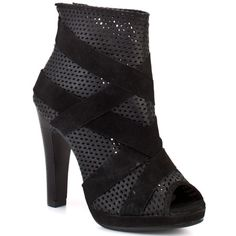Coconut - Black - Yvonne's #shoes