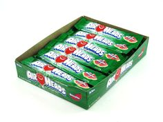 $6.99 | http://sanduskycandy.com/candy-colors/green-candy/Airheads-Watermelon-0.55-oz-bar-box-of-36.html