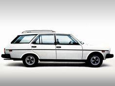 Fiat Brava Wagon - Fiat 131 SW - Tofaş Murat 131 Kartal