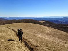 Max Patch Mountain