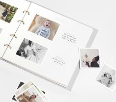 18 Modern Baby Memory Books You'll Love Baby Shower Presents, Unique Baby Shower Gifts, Artifact Uprising, Gifts For New Parents, Baby Memories, Baby Keepsake, Newborn Baby Gifts, Album Photo, Baby Scrapbook