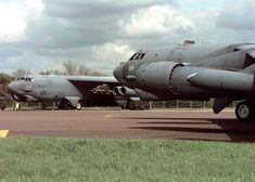 Royal Air Force Fairford or more simply RAF Fairford is a Royal Air Force… Fighter Aircraft, Fighter Jets, B52 Bomber, B 52h, Strategic Air Command, B 52 Stratofortress, Work Horses, Military Pictures, Royal Air Force