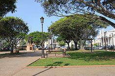 La plaza de Dorado