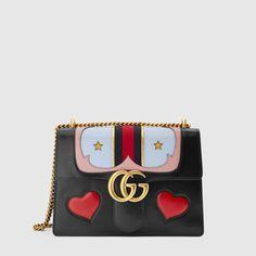 GG Marmont leather shoulder bag