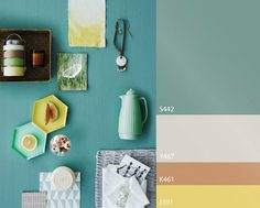 Главная страница - The wave of decor Floating Nightstand, Floating Shelves, Room Colors, Colours, Color Balance, Color Themes, Color Patterns, Wall Lights, Painting