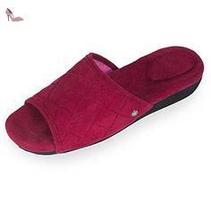 Chaussons sandales femme à talon Isotoner 39 - Chaussures isotoner (*Partner-Link)
