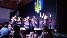 Ukraine Kiev Pavilion 2015