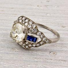 Diamonds & Saphires.....
