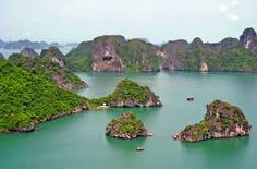 Tuan Chau island - halong bay