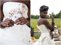 Unique African Wedding Ideas Inspiration Shoot | Bridal Musings