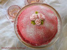 Kääpiölinnan köökissä: Princess Dreams - äitienpäivän prinsessakakku
