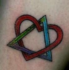 Adoption Symbol Tattoo