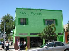 Sol Food...yummmmmm!