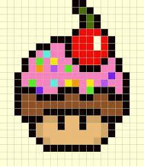 Die 85 Besten Bilder Zu Pixel Pilze Pilze Bügelperlen Und