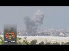 Israel intensifies military offensive against Gaza militants