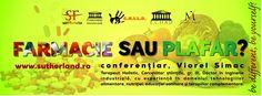 """Marți 7 Iunie 2016, la Social TeaHouse, Strada Constantin Bosianu 19, va fi o nouă SEARĂ FERICITĂ alături de Viorel Simac - Terapeut Holistic, Cercetător științific, gr. III, Doctor în inginerie industrială, cu experiență în domeniul tehnologiilor alimentare, nutriției, educației sanitare și terapiilor complementare. Seria de evenimente """"SERI FERICITE"""" are menirea de a crea o comunitate de oameni sănătoși, fericiți și frumoși care să aducă plus-valoare la nivel comunitar…"""